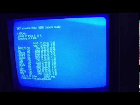 Setting the time on an MSX using SNTP