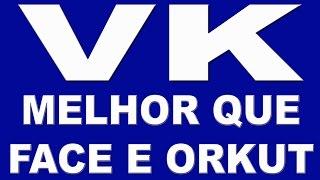 Como funciona a rede social VK login, comunidades brasileiras e muito mais screenshot 1