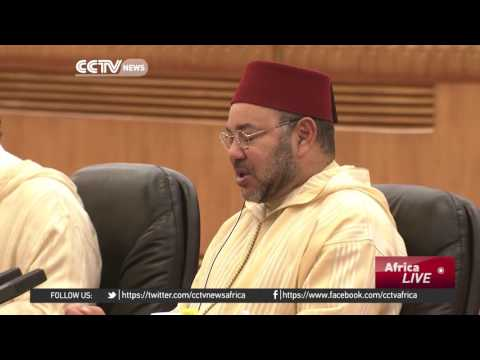 Morocco's King Mohammed VI begins China trip