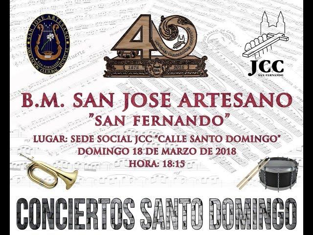 Conciertos en Santo Domingo (4º) - Cuaresma 2018