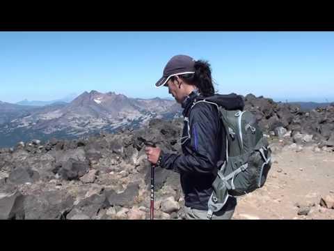 Central Oregon Hiking - Mt. Bachelor summit hike