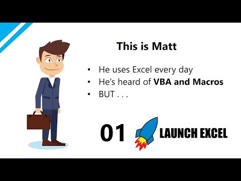 Introduction to Excel Macros - Record your first Macro in Excel (plus free e-book)