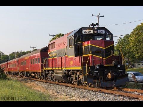 HD: The Cape Cod Dinner Train