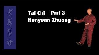 Wudang Longevity Qigong - Tai Chi Hunyuan Zhuang Qigong Part 3