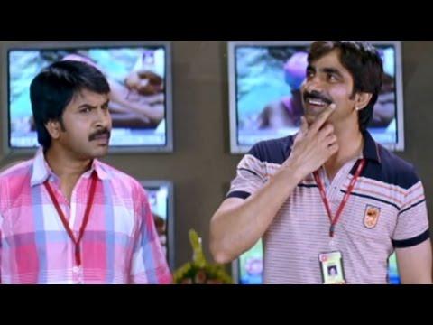 Anjaneyulu Telugu  Movie Part 01/12 || Ravi Teja, Nayanthara || Shalimarcinema