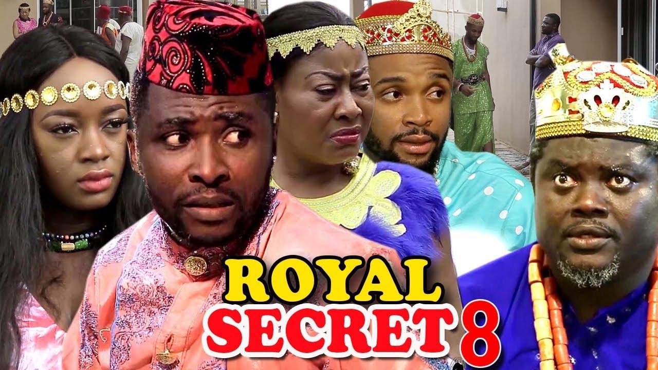 Download ROYAL SECRET SEASON 8 - New Movie 2019 Latest Nigerian Nollywood Movie Full HD