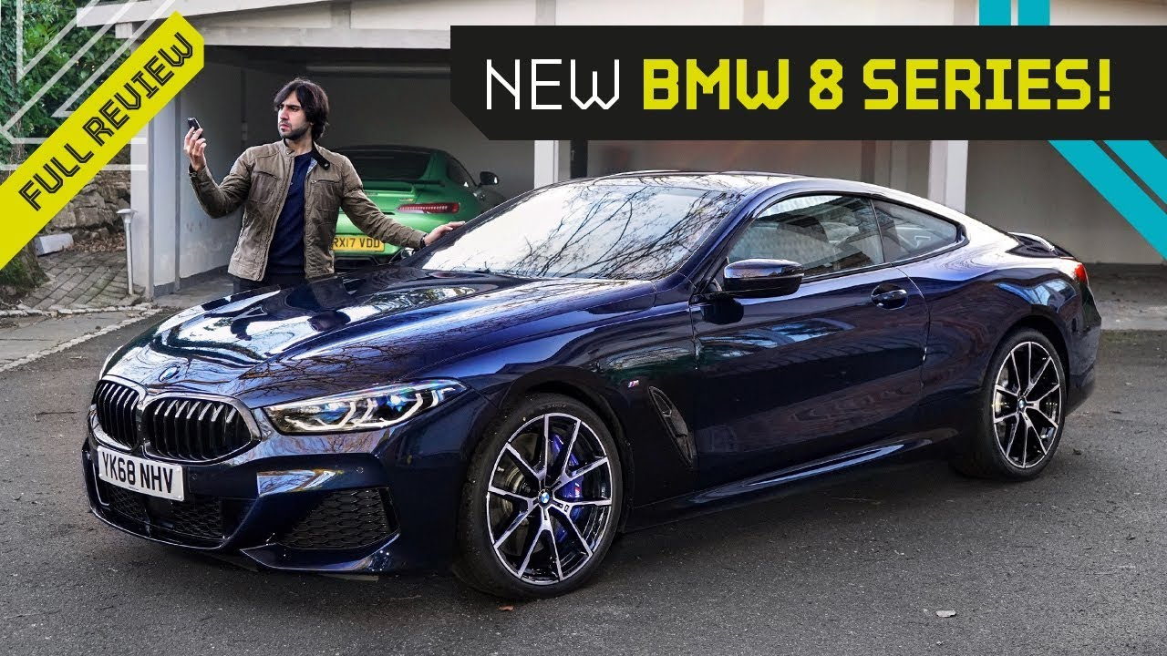 Mr Amg On The New 8 Series Bmw S Flagship Sports Car