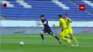 УПЛ | Чемпионат Украины по футболу 2021 | Днепр-1 - Рух -1:0. Видео гола Марио Чуже (60`)