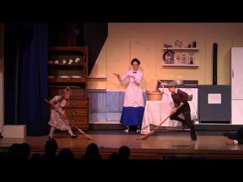 Spoonful of Sugar Mary Poppins  Shalia Sakona