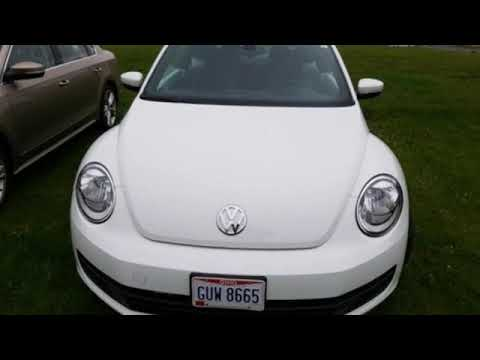 Used 2016 Volkswagen Beetle Atlanta, GA #V3694 - SOLD