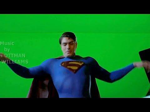 Gag Reel 'Superman Returns' Featurette