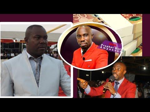 Wow!Man Bought  Kofi Amponsah Album Launch CD @ 80,000Ghana Cedis