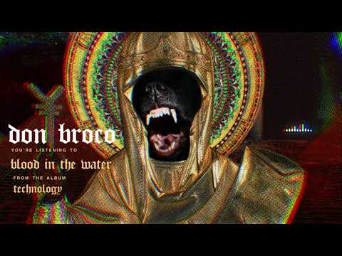 DON BROCO - Blood In The Water (OFFICIAL AUDIO STREAM)