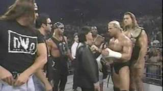 Road to Uncensored 1997 (2.24.1997) Part 14 - Sting joins the nWo