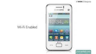 Samsung Rex 80 S5222R GSM Mobile Phone (Dual SIM) (White)