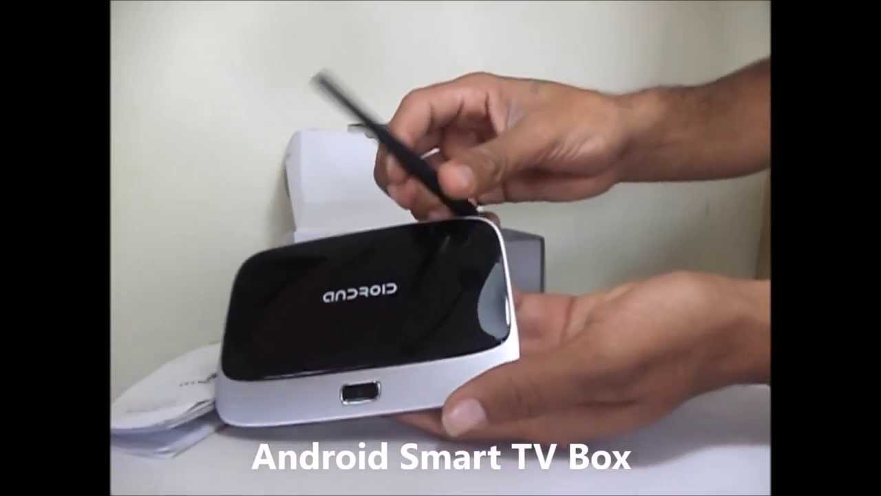 Android Smart TV Box CS918