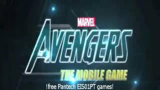 Pantech EIS01PT: Free Games!
