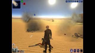 Zagrajmy w Knights of the Old Republic #126 W pustyni i w puszczy