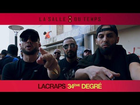 Youtube: LACRAPS x 34ème DEGRÉ – LA SALLE DU TEMPS #8 I Daymolition
