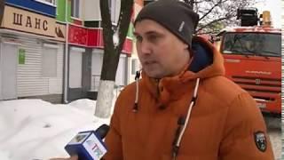Коммунальщики Губкина стараются оперативно проводить уборку снега