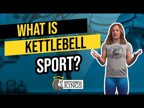 Kettlebell Kings presents: What is Kettlebell Sport? An Intro.