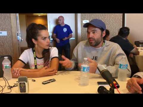 Tim Rozon & Tamara Duarte