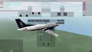 SBS-Flug 'TRIGGER' SAAB 340 | FLIGHTLINE - OPEN BETA ROBLOX