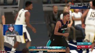 NBA 2K19 MyCAREER Stream - I Got An F Teammate Grade!