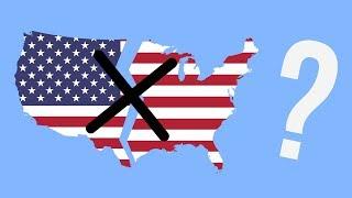 Почему распад США невозможен ?