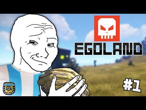Un ARGENTINO en EGOLAND | Egoland #1