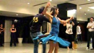 Ravi Rastogi's Salsa Performance (Moving Souls Dance Academy)