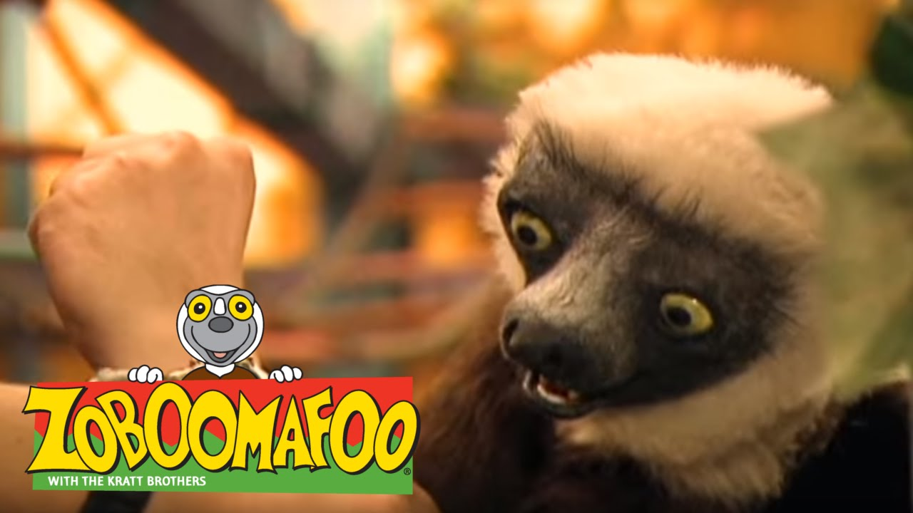 Zoboomafoo 110 - Climbing (Full Episode)
