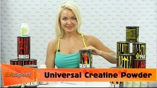 Universal Nutrition - Creatine Powder Спортивное питание
