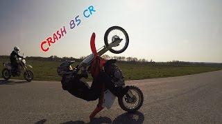 CRASH ROUE ARRIÈRE 85 CR