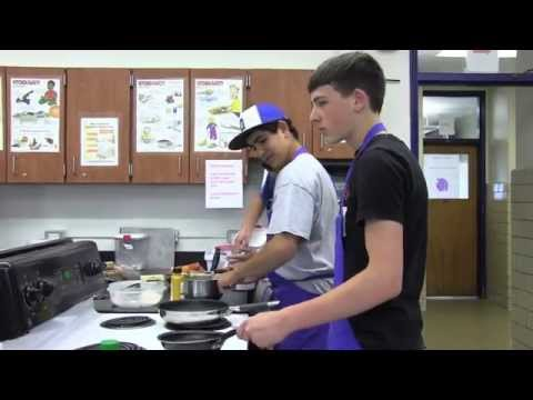 "Queensbury Middle School - ""Chopped"""