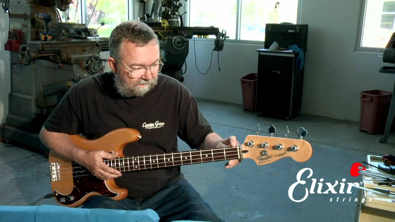 setting up your bass guitar adjusting the truss rod step 1 of 4 youtube [ 1280 x 720 Pixel ]