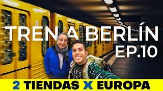 Con ESTE boleto puedes viajar por TODO EUROPA! 😱   2 Tiendas X Europa Ep.10