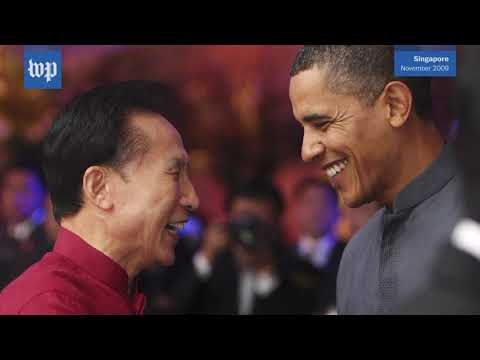 5 other times world leaders dressed up for APEC
