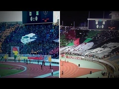 Tifo Curva CHE : AS.FAR # Al Nasr - 16/03/2013