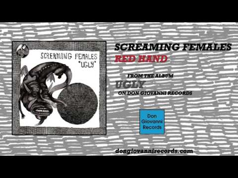Screaming Females - Red Hand (Official Audio)