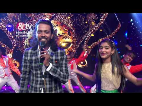 Nakash Aziz Performs On Tukur Tukur | Moment | Grand Finale | The Voice India Kids | 23rd Oct, 9 PM