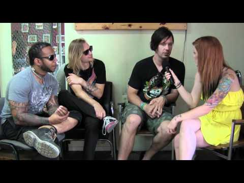 Interview with Cavo