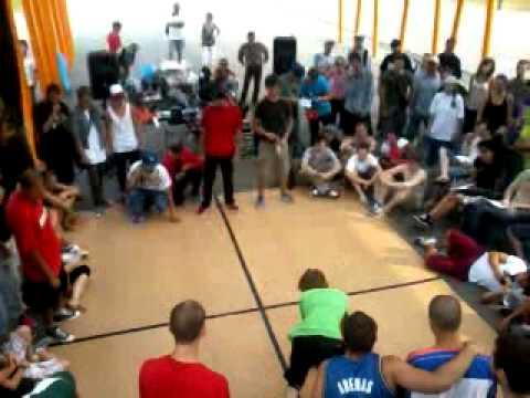 Manuel Prinz Breakdance Streetbattle Vienna
