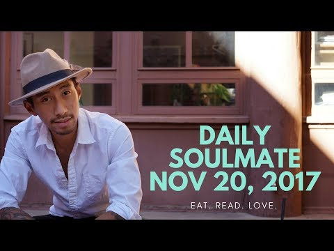 WATER DAILY CANCER, PISCES, SCORPIO SOULMATE NOVEMBER 20 TAROT READING