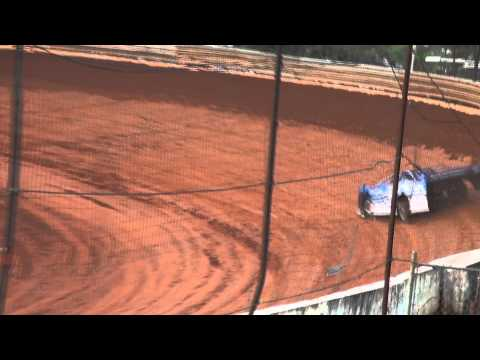 Lucas Oil Late Models Hot Laps Group 4 @ Tazewell Speedway 05/29/15