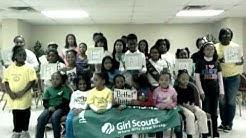 Bethel Cluster Girl Scouts, Jacksonville, FL.mp4