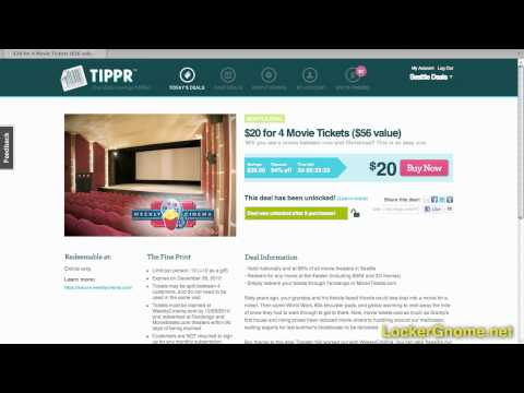How to Save Money Online with Group Coupon Sites – Tippr