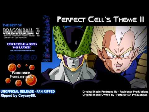 Perfect Cell's Theme II - (Blu-ray Rip) - [Faulconer Productions]