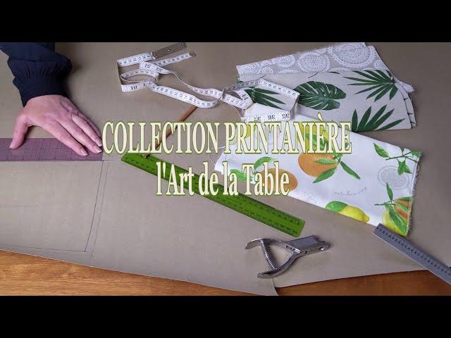 L'art de la Table COLLECTION PRINTANIÈRE