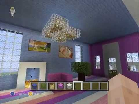 Minecraft Dollhouse Youtube